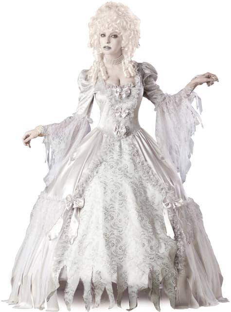 Strój księżna duch damski