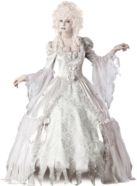 Women's Ghost Countess Costume