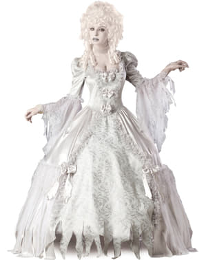 Kostium księżna duch damski
