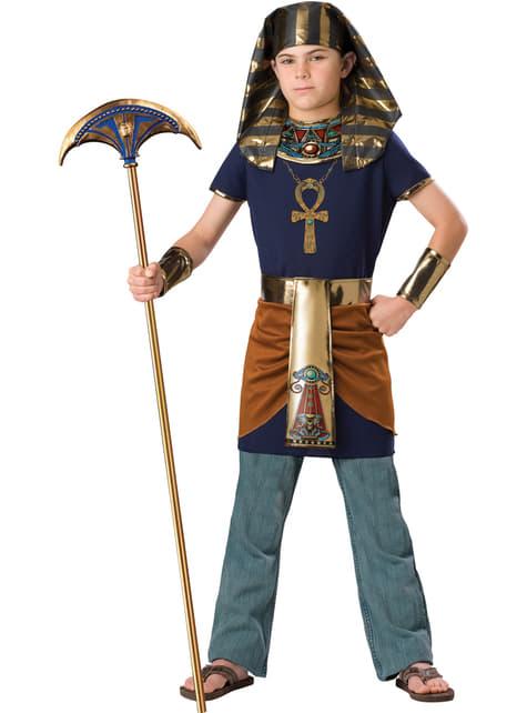 Kostium triumfujący faraon dla dzieci
