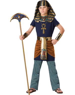 Boy's Triumphant Pharaoh Costume