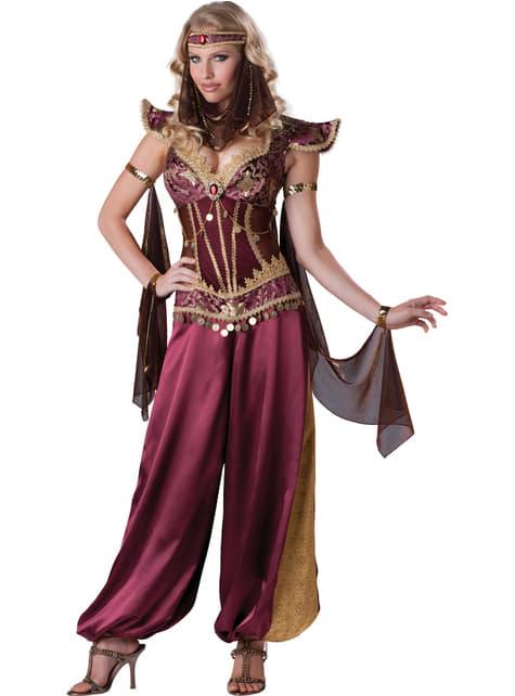 Disfraz de princesa arabe para mujer
