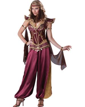 Wüstenprinzessin Kostüm für Damen