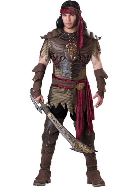 Desert Warrior Costume for Men
