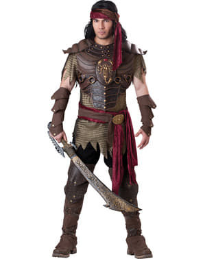 Desert Warrior Costume for Men