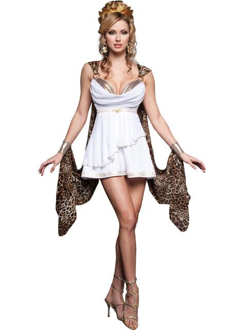 Olympisk Gudinne Kostyme Dame