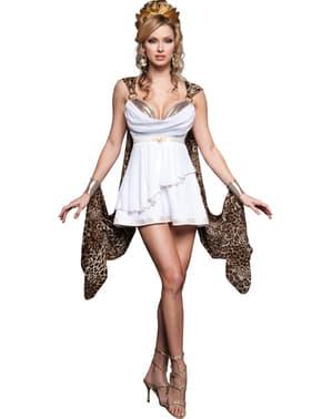 Costum de zeiță a Olimpului pentru femeie