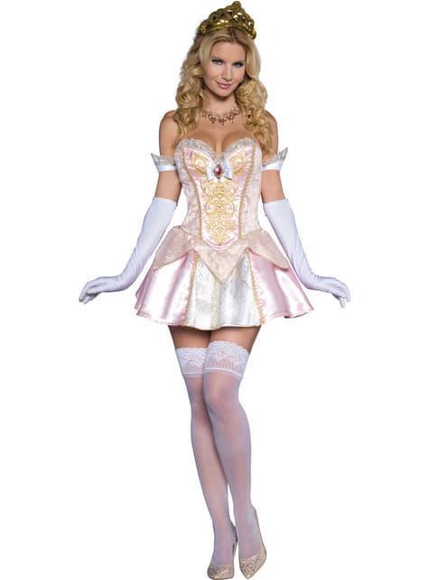 Disfraz de princesita para mujer