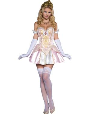 Niedliches Prinzessin Kostüm für Damen
