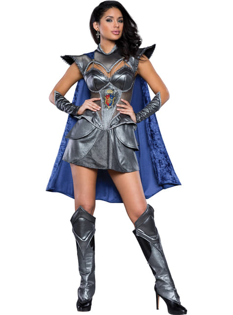Women's Sexy Knight Costume
