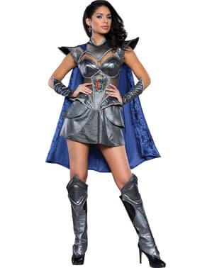 Dámský kostým sexy rytířka