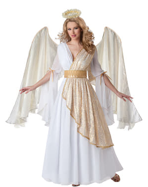 Women's Heavenly Angel Costume
