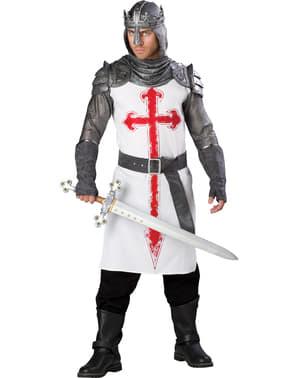 Tempelritter Kostüm für Erwachsene