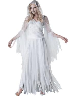 Жіночий елегантний костюм привидів