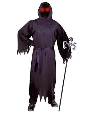 Skjult Zombie Kostyme Mann