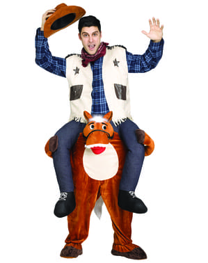 Déguisement porte-moi cheval