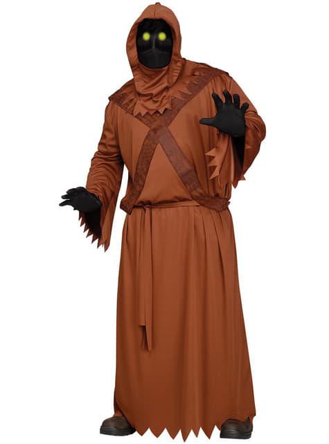 Men's Plus Size Galactic Desert Dweller Costume