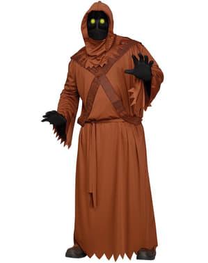 Disfraz de habitante del desierto galáctico para hombre talla grande