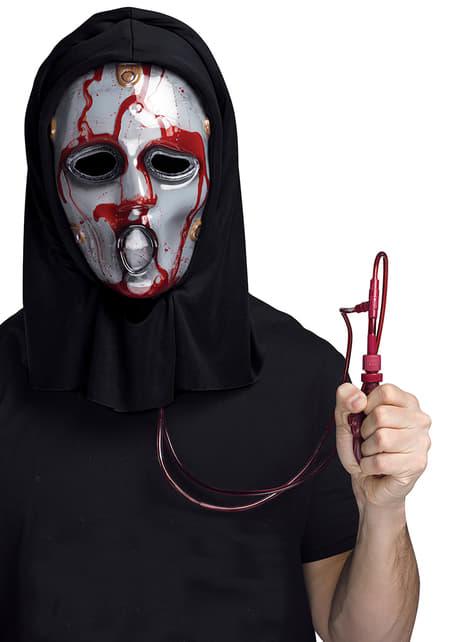 Máscara de Scream sangrienta TV series para adulto
