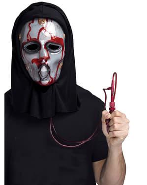 Máscara de Scream sangrenta TV séries para adulto