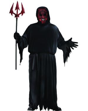 Costume da demone malvagio per uomo taglia grande