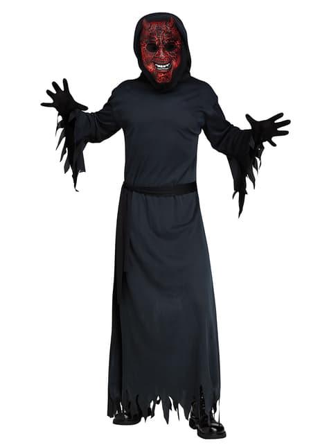 Disfraz de demonio malvado para adulto