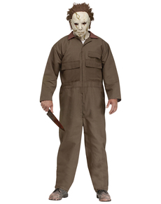 Menu0027s Michael Myers Halloween Rob Zombie Costume