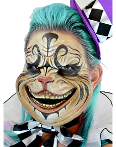 Cheshire-Katze Schaumstoff Prothese