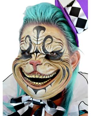 Prothèse en mousse chat Cheshire