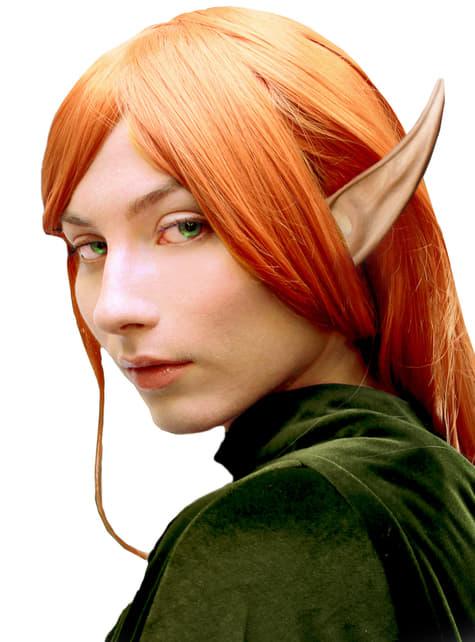Orejas de elfo de látex