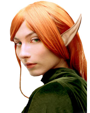 Uszy elfa lateksowe
