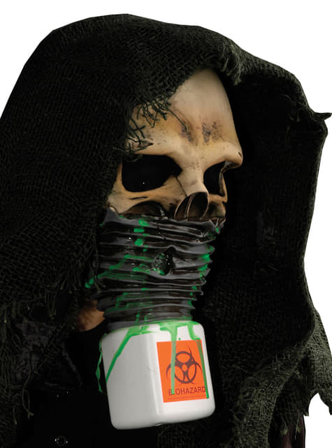 Μάσκα πυρηνικού σκελετού ενηλίκων