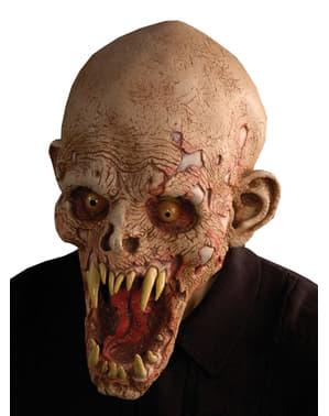 Adult's Decaying Zombie Mask