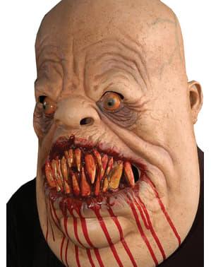 Mască de psihopat canibal pentru adult