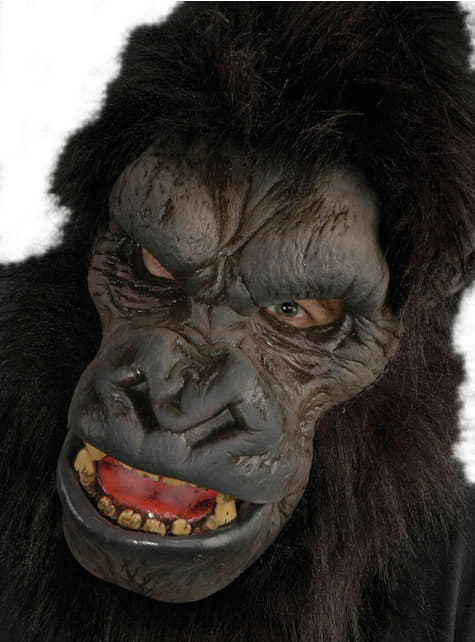 Maska goryl alfa dla dorosłego
