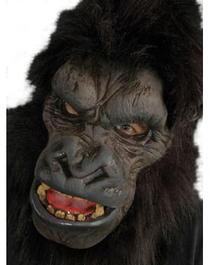 Masker gorilla alfa voor volwassenen