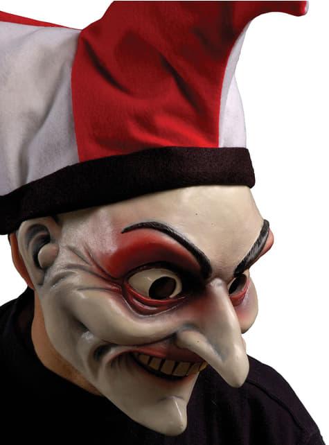 Masque bouffon satanique adulte