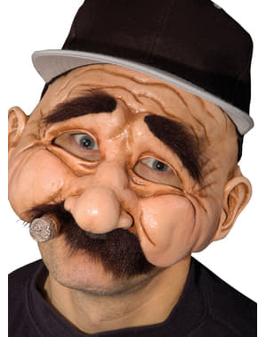 Μάσκα είδος παππούς Half