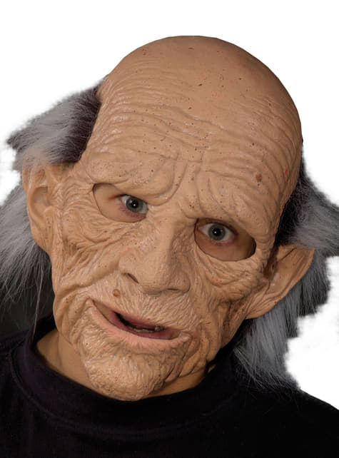 Adult's Old Geezer Mask