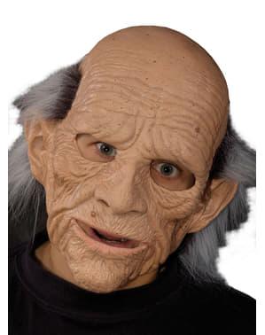 Masker oude kerel voor volwassenen