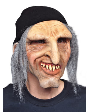 Maska pro dospělé starý držgrešle