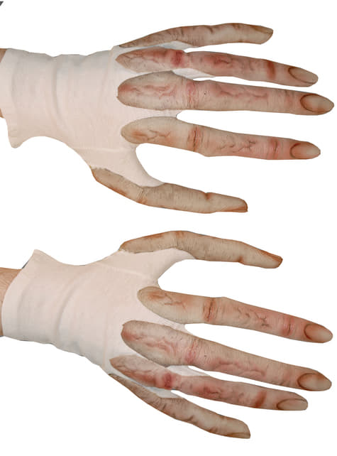 大人のエイリアンの手