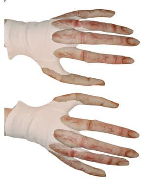 Mãos de alien para adulto