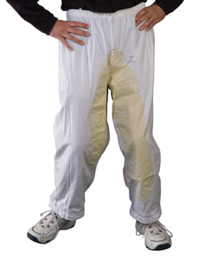 Pantoli con pipì e cacca per adulto