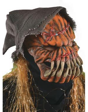Böser Kürbis Maske für Erwachsene