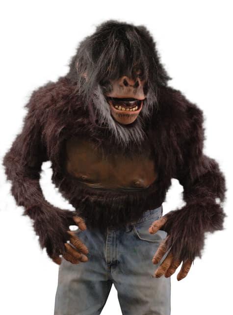 Chimpanzee t-shirt for adults