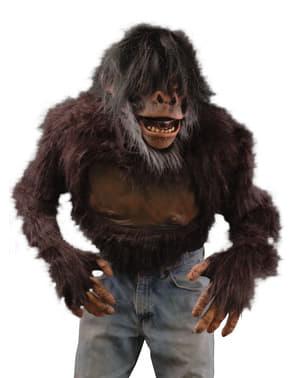 Chimpansee shirt voor volwassenen