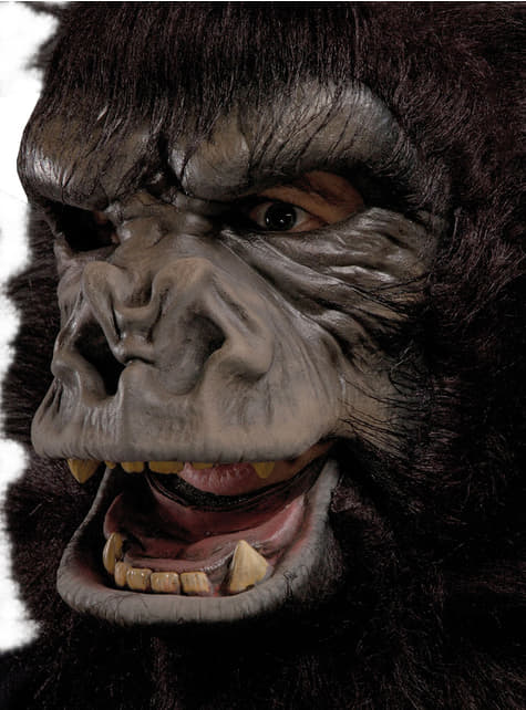 Adult's Deluxe Gorilla Mask