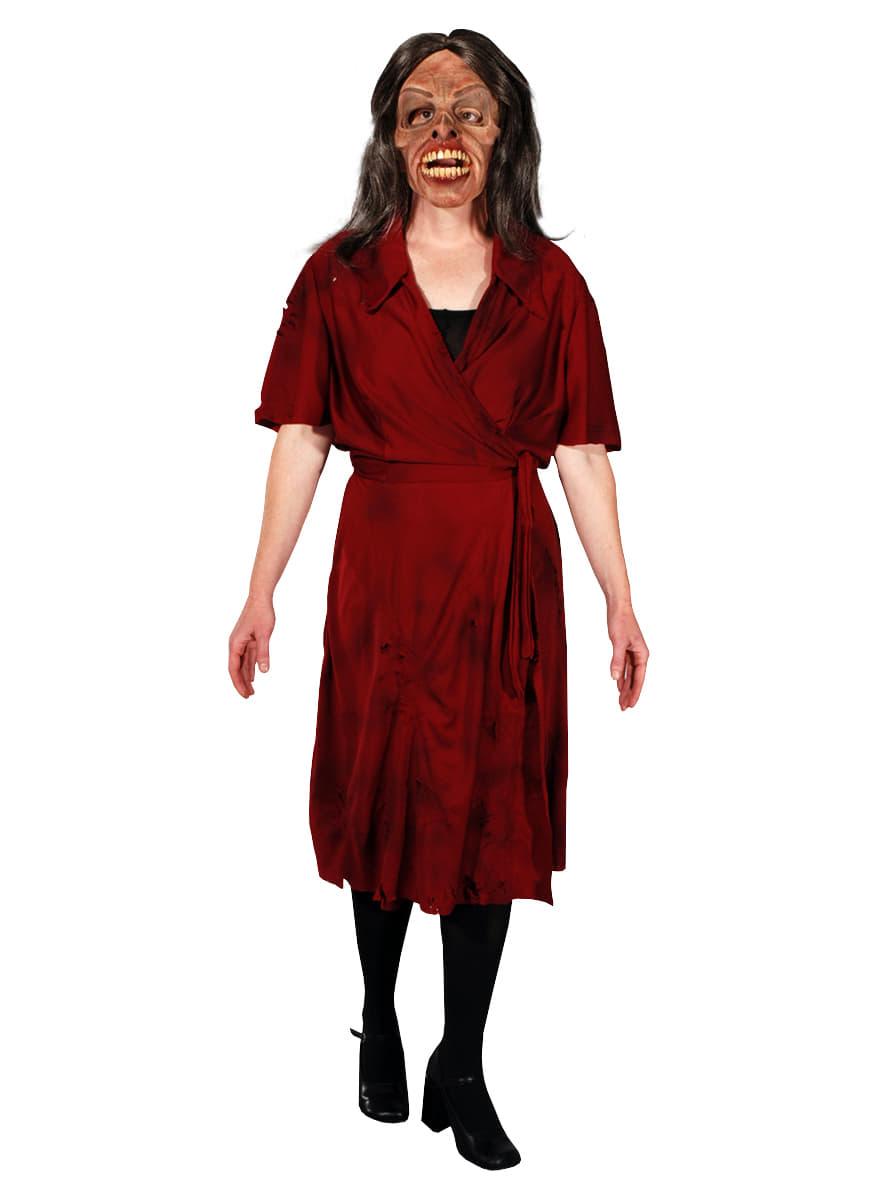 zombiefrau kost m funidelia. Black Bedroom Furniture Sets. Home Design Ideas