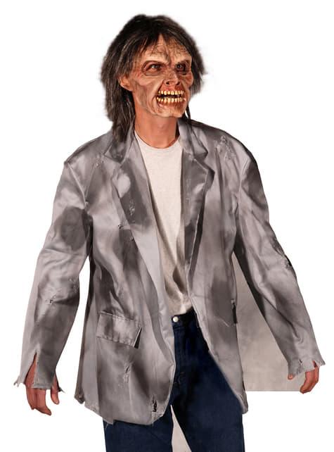 Americana de zombie trajeado para adulto